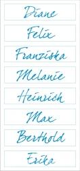 Beispiel Personalisierung mit Namen