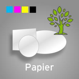 Papieraufkleber - Online bestellen