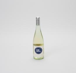 Aufkleber Weinflasche
